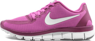 Nike Womens Free 5.0 V4 Shoes - Size 6W