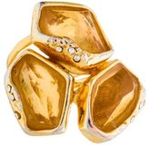 Alexis Bittar Three Stone Ring
