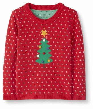 Moon and Back by Hanna Andersson Moon and Back Toddler Kids Holiday Sweater