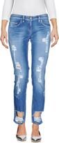 Elisabetta Franchi Denim pants - Item 42629626