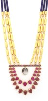 Juicy Couture Outlet - GYPSET MULTI STRAND NECKLACE