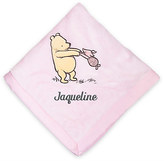 Disney Winnie the Pooh Layette Blanket for Baby - Personalizable