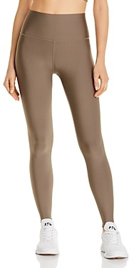 Alo Yoga High-Waist Tech Lift Airbrush Leggings