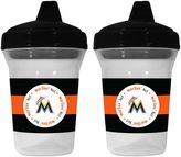 Baby Fanatic MLB Florida Marlins 2-Pack 5 oz. Sippy Cup