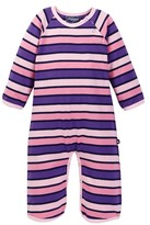 Toobydoo Harper Striped Jumpsuit (Baby Girls)