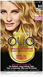 Garnier Olia Oil Powered Permanent Hair Color, 8.0 Medium Blonde (Packaging May Vary)