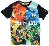 Lego Ninjago Boys' Masters of Spinjitzu T-Shirt