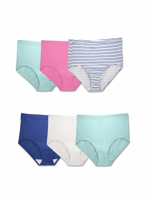 Fruit of the Loom Women's Cotton Assorted