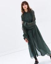 Joseph Sina Woven Dress