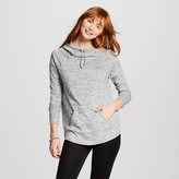 Women's Brushed Cowl Neck Leisure Top - Mossimo Supply Co. (Juniors')