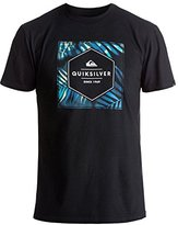 Quiksilver Mens Shady Hex Mt0 Tee