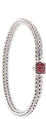 John Hardy Classic Chain sapphire bracelet