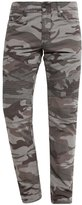 True Religion Slim Fit Jeans Ripped Camo
