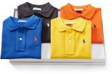 Ralph Lauren Boy Polo Shirt 4-Piece Gift Set