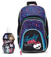Monster High 2 Piece Novelty Backpack With Water Bottle