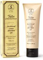 Mens Taylor Of Old Bond Street Sandalwood Aftershave Gel