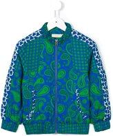 Stella McCartney 'Patti' paisley bomber jacket