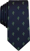 Bar III Men's Cactus Moon Tie, Only at Macy's