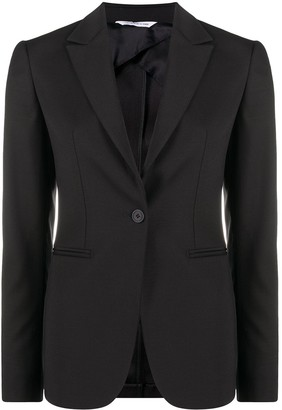 Tonello Single-Breasted Blazer