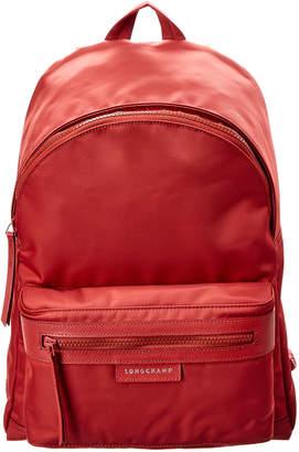 Longchamp Le Pliage Neo Medium Canvas Backpack