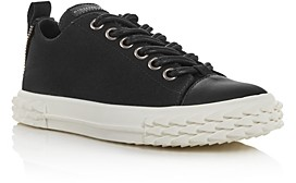 Giuseppe Zanotti Women's Blabber Canvas Low-Top Sneakers