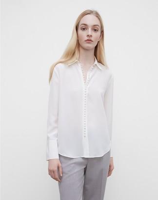 Club Monaco Helek Silk Shirt
