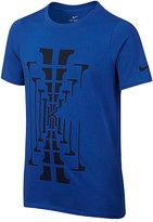 Nike Kyrie Logo Tee, Big Boys (8-20)