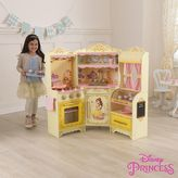 Kid Kraft Disney Princess Belle Pastry Kitchen by