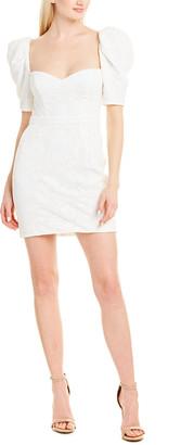 Fame & Partners Mini Dress