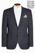 Next Signature British Fabric Tailored Fit Jacket
