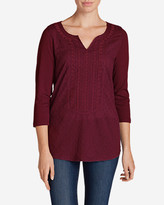 Eddie Bauer Women's Arya Creek Tunic Shirt