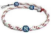 New York Yankees Game Wear Frozen Rope Necklace