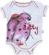 Burt's Bees Baby Ladybug Bodysuit (Baby) - Cloud-24 Months