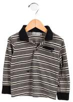 Christian Dior Boys' Striped Polo Shirt