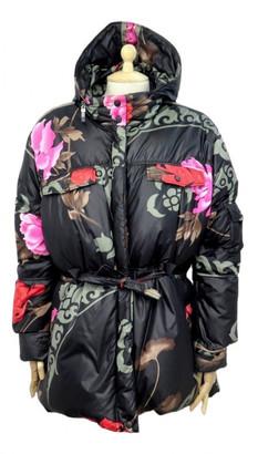 Leonard Black Polyester Coats