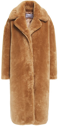 Stand Studio Camilla Faux Fur Coat