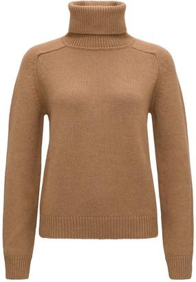 Saint Laurent Camel Sweater