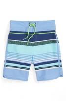 Vineyard Vines Boy's Tidal Stripe Board Shorts
