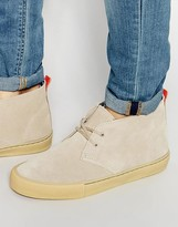 Clarks Desert Vulc Suede Boots