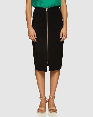 Oxford Elliott Ponti Skirt