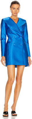 Rasario Jacket Dress in Blue | FWRD