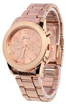 Women Watch,SMTSMT Women's Stainless Steel Quartz Wrist Watch-Rose Gold