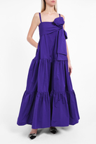 Rochas Long Tiered Gown