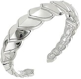 John Hardy Legends Naga 17mm Cuff (Silver) Bracelet
