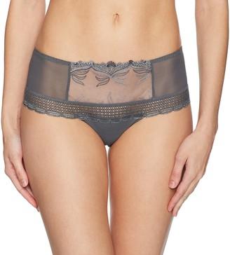 Simone Perele Women's Kiss Boyshort Underwear Grey 1