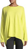 eskandar Long-Sleeve Cashmere Sweater