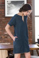 Lilla P Short Sleeve Shift Dress