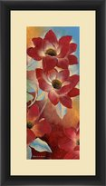 "PTM Images 1-29188 Red Orchard, 25.4"" x 44.45"" Wall Art"