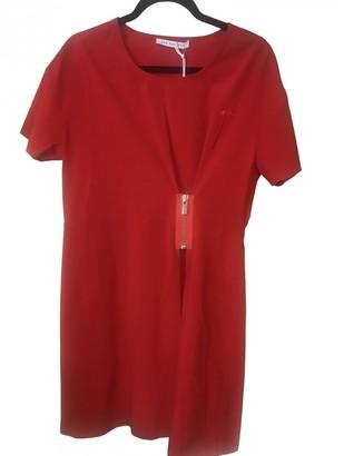 Zoe Karssen Red Cotton - elasthane Dress for Women
