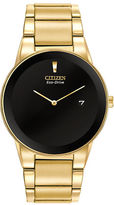Citizen Eco-Drive Goldtone Stainless Steel Watch